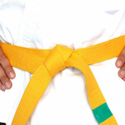Green Tip Belt NSJJ